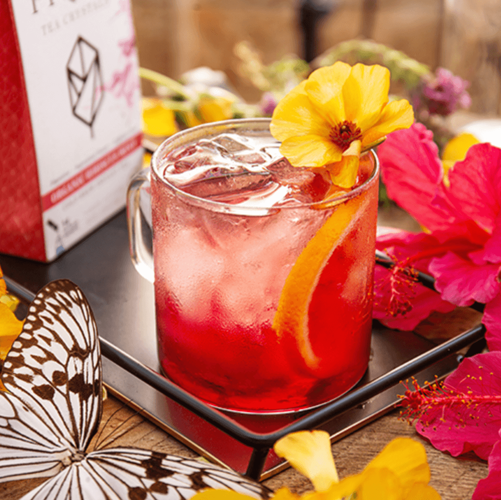 hibiscus tea skin benefits