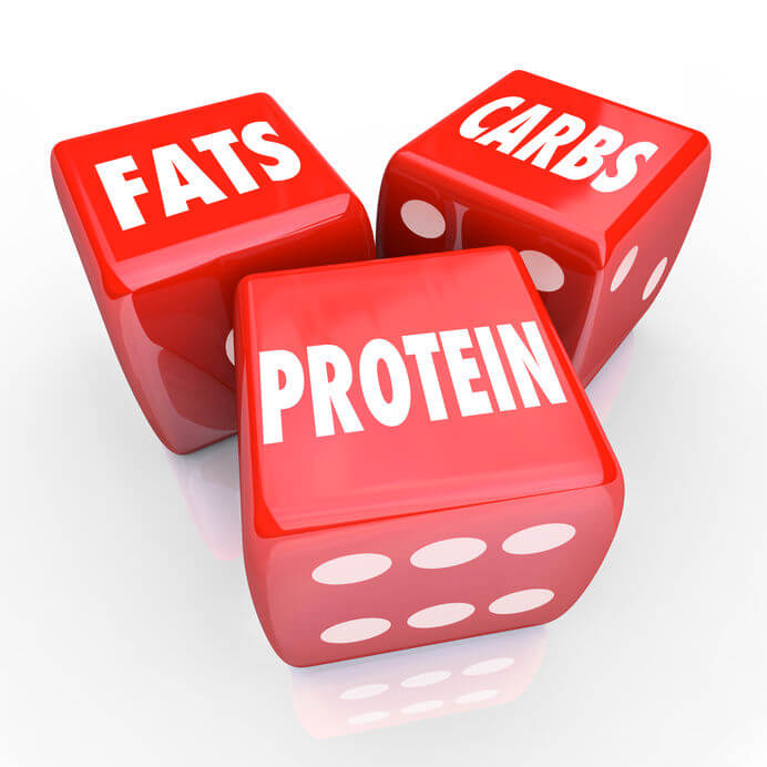 carbs fats proteins