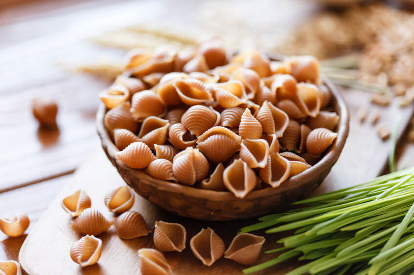 whole wheat pasta healthy carbs